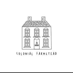 Colonial Farmstead Home Decor