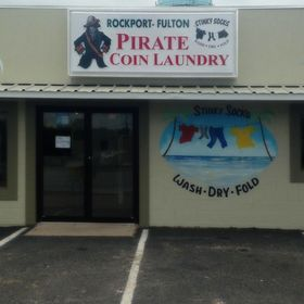 Pirate Coin Laundry