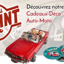 Fou Du Volant Boutique Cadeaux & Déco Autos Et Motos