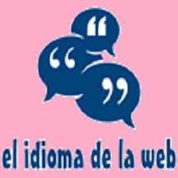 el idioma de la web