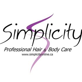 Simplicity - Professional Hair & Body Care