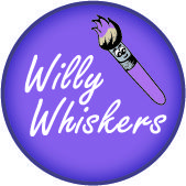 Willy Whiskers Art