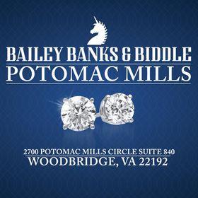 Bailey Banks & Biddle Potomac Outlet