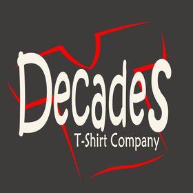 576bd1793d Decades T-Shirt Company (decadestshirtcompany) no Pinterest