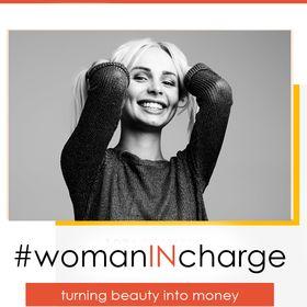#womanINcharge