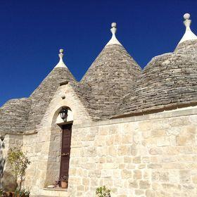 Trulli Holiday Home - La Ginestra - Valle D'Itria, Puglia.
