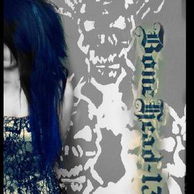 Bonehead-13 = Gothic jewelry