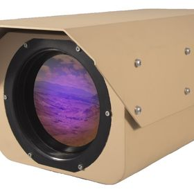 MWIR Cooled Thermal Infrared  Camera Surveillance:  Infiniti  Electro Optics
