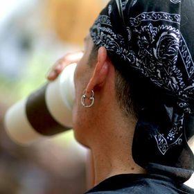 Day of the Dead Traditional RetroTattoo Bandana Head scarf band Biker feeanddave