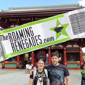 Roaming Renegades. Travel Blog