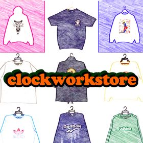 Clockwork Thrift Store