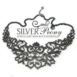 Silver Peony