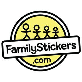 Sentimental Stickers Custom Gifts Custom Stickers Stickers Personalized Stickers Family Stickers Car Stickers