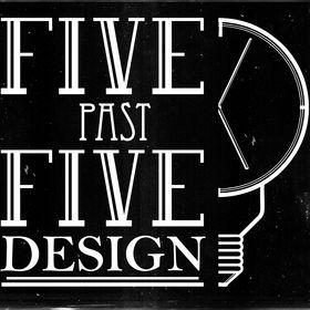 Five Past Five Design
