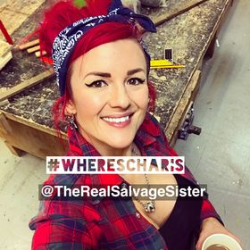 The Real Salvage Sister