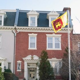 Sri Lanka Embassy Washington