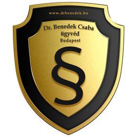 DR. BENEDEK CSABA ügyvéd Budapest