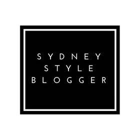 Sydney Style Blogger
