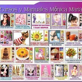 CURSOS MONICA MARIA