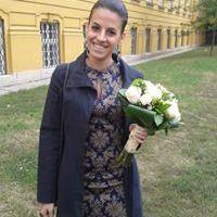 Andrea Szebényi