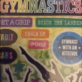 ❤️ Gymnastics Girl 💜
