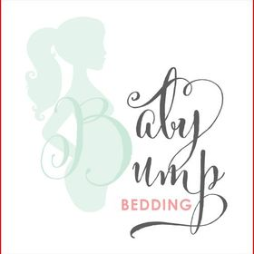 Baby Bump Bedding - Nursery/Crib Decor