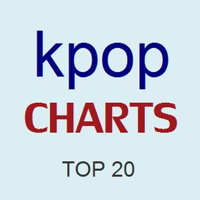 KPop Charts (kpopcharts) on Pinterest