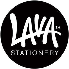 Lava Stationery