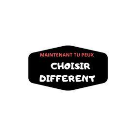 CHOISIR DIFFERENT