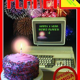 Retroplanet Magazine