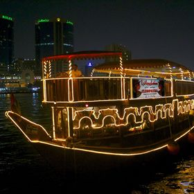cleopatra dhow