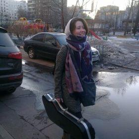 Алина Гафиатуллина