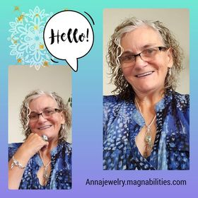 Anna Jewelry Magnabilities Independent Consultant