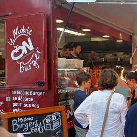 Food truck | Mobile Burger | Paris - Ile de France