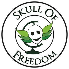 Skull Of Freedom