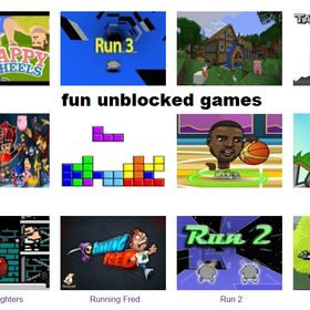 Fun Unblocked Games Funblockedgames On Pinterest