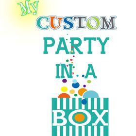 My Custom Party Box