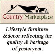 Country Marketplace-Furniture & Home Decor Store & Website-Custom Wood Painted Signs