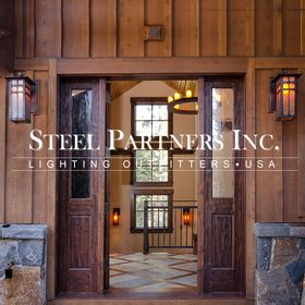 Steel Partners Lighting Steelpartners On Pinterest