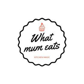 what mum eats