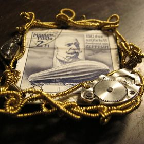 House of Aquila - victorian and steampunk jewelry