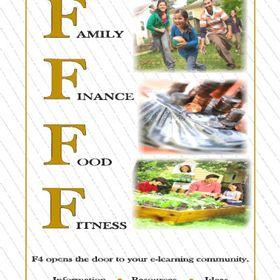 F4 - Family, Finance, Food, Fitness