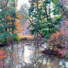 Jack Paluh Arts, Inc - Scenery, Wildlife, Nature, Landscape, and Native American Artist