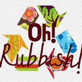 Oh! Rubbish! {blog}
