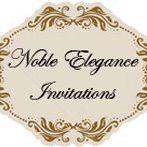 Noble Elegance Invitations