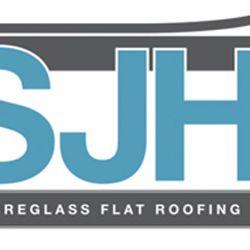 SJH Fibre Glass Flat Roofing