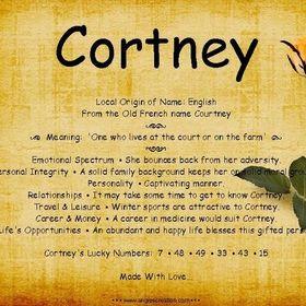 Cortney Taylor
