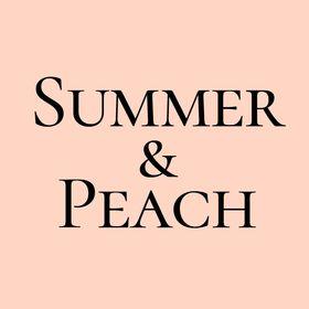 Summer & Peach