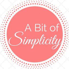 A Bit of Simplicity