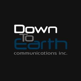 Down To Earth Communications